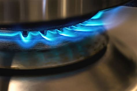 Free picture: gas, fire, flame, heating, kitchen, nozzle