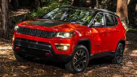 2017 Jeep Compass Trailhawk - Wallpapers and HD Images