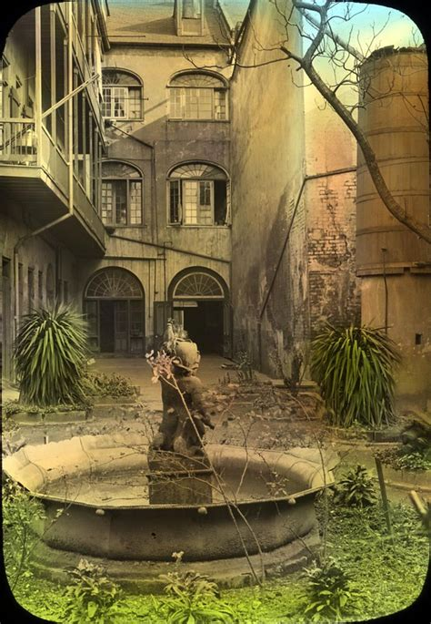 File:French Courtyard, New Orleans, Louisiana