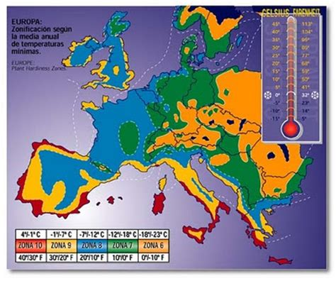 World's Travel Blog: Clima in Europa
