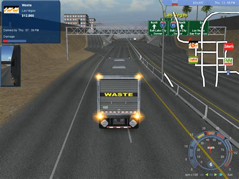 Download 18 Wheels of Steel: Pedal to the Metal (Windows